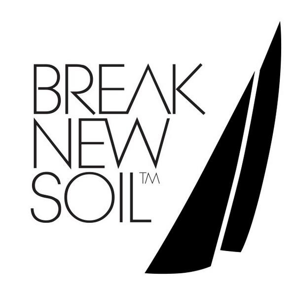 BREAK NEW SOIL - OUT SOON
